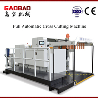 High Speed&Qaulity Auto Paper Sheet Fabric Cutting Machine Price Simple Maintenance Full Auomatic Reliable