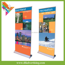 promotion Cost effective aluminum roll up banner,roll up banner
