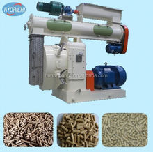 leading technology pig feed pellet making machine