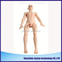 High quality adult sex lifelike silicone male sex doll for women with big penis sex doll for man masturbate 145cm male doll