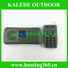 CP-387 Built-in Timer ON/OFF Hunting caller device with bird sounds