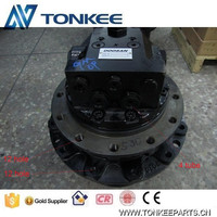 GM09 Track motor, DOOSAN final drive GM09 for PC60-7 PC75UU SK60 HD250-7 SH75 SH80 DH60 DH80 R80 E307C