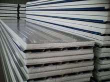 Polystyrene foam roofing panel price / steel trim / gutter available