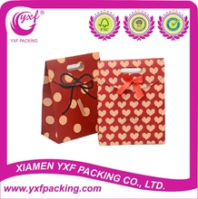 2015 Hot Sale Valentine's day shopping bag