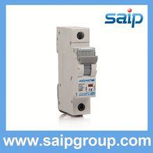 Saipwell DC/AC single earth leakage 1p circuit breaker