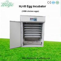Attention!Best choice 1056 egg incubator/incubator for chicken/duck/goose/quail/chicken egg incubator for sale HJ-I8