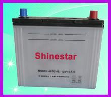 Best Direct Factory JIS 12V 45AH NS60L Acid Dry Starting Car Battery