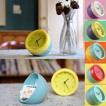 Analog alarm clock sound, new patent analog alarm clock no ticking