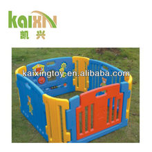 outdoor children play game fence