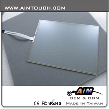 "AIMTOUCH 15"" 5-wire Resistive replacement,screen,PC Touch Panel Taiwan"