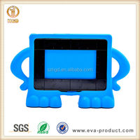 Drop resistant Kids safe EVA 10' inch case cover for tablet pc with stand