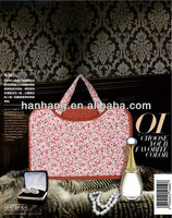 wholesale latest adore fashion colorful flower high quality laptop bags