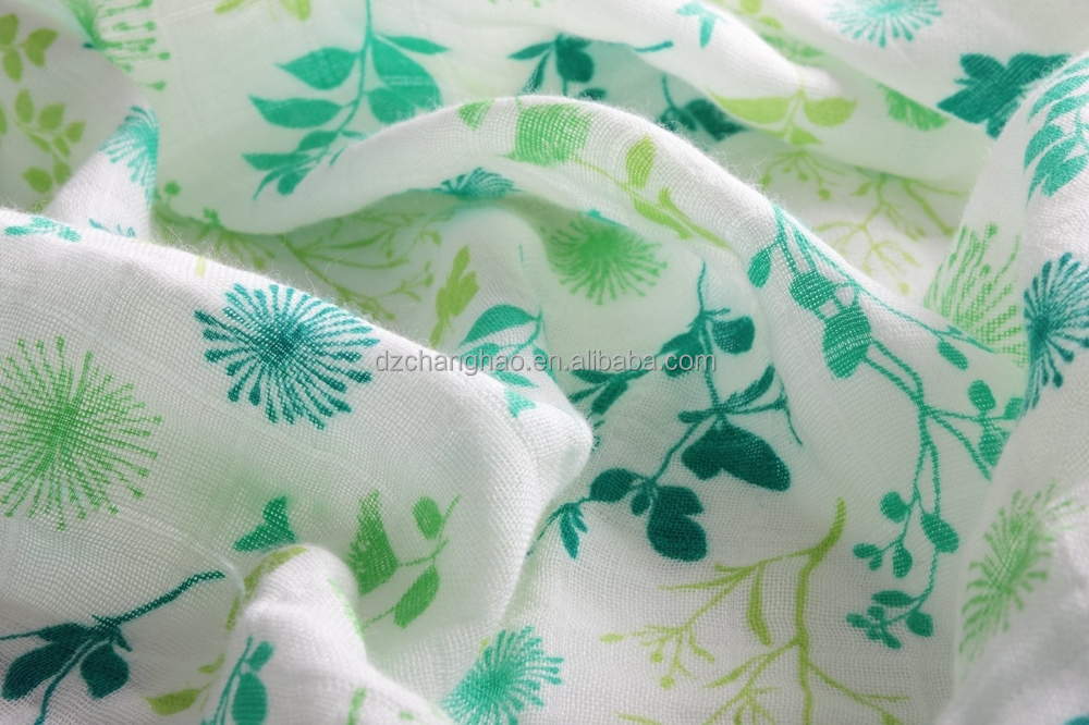 Baby towel cotton printed muslin baby fabric wholesale for Wholesale baby fabric