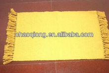 cotton rag rug and floor rug
