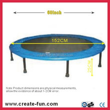 CreateFun CreateFun Mini Indoor 152 cm ( 60 inch) Round Spring Trampoline