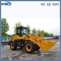 2.3ton electric mini wheel loader for sale with optional attachment ZL23