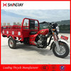 Made in China 150cc 200cc 250cc 300cc New Model Scooter Cargo Motorcycle Tricycle