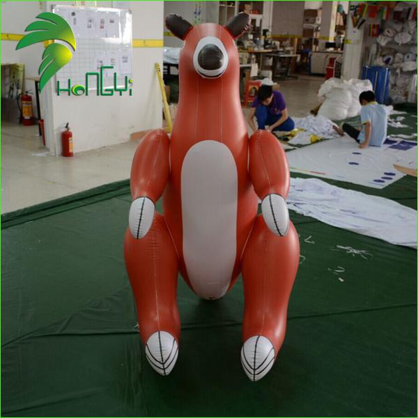 inflatable kangaroo (2)