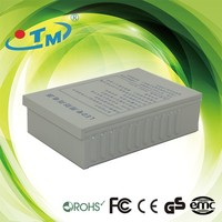 LED SMPS IP65 power supply dc 24V constant voltage driver 500W 20.83A outdoor use switching power supply approved by CE&FCC