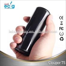 dispositivo electrónico de fumar Cloupor T5 50 watt vapor grande un gran rendimiento para vaping <span class=keywords><strong>tabaco</strong></span>