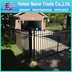 iron fence finials