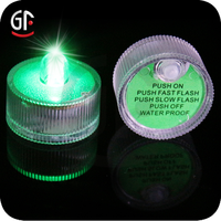 Party Decoration Flash Glowing Led Submersible Lights