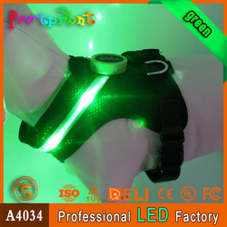LED light dog clothes wholesale clothing