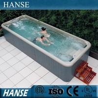 HS-S06B luxury large sexy massage indoor swimming pools for sale