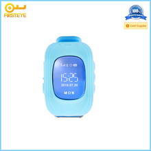 GSM / GPRS kids gsm gps tracker watch , Support SOS Function, Band: GSM 850 / 900 / 1800 / 1900MHz (GPS301)