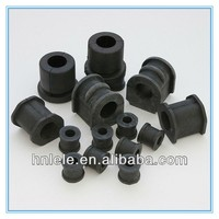 HAINING factory low price Auto rubber part rubber bushing,rubber sleeve
