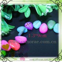 colorful decorative seashell beads