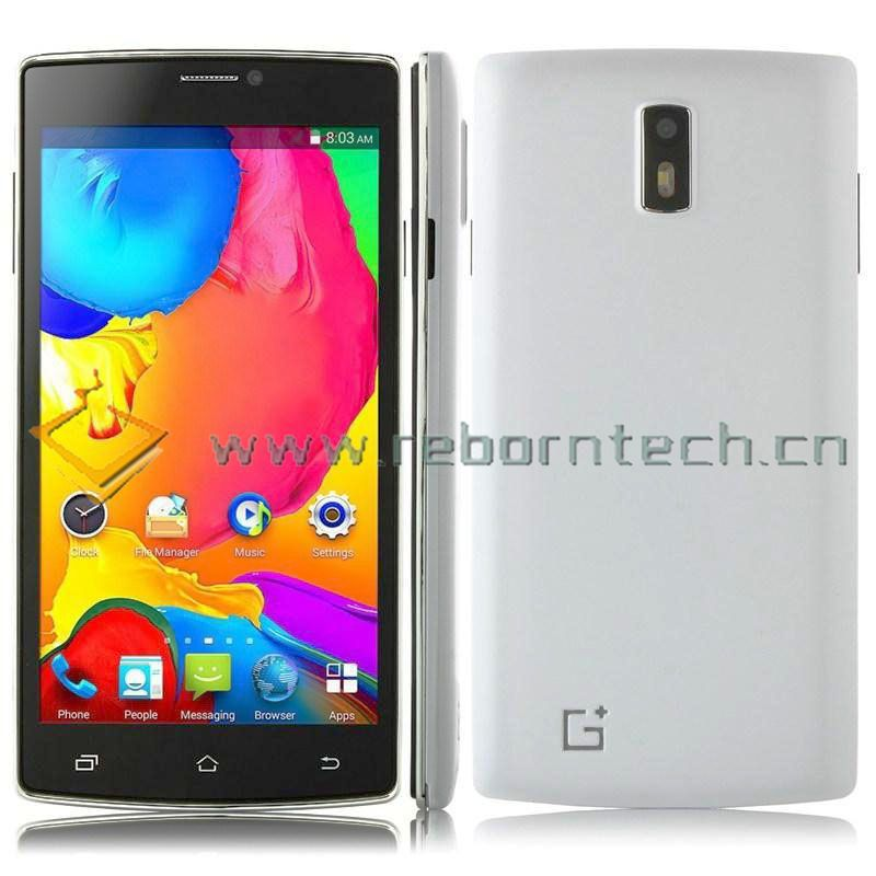 Cheap Quad core unlocked cell phone / China 3g phone / Android cell phone