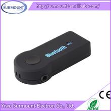 3.5mm Jack Bluetooth Music Receiver Car music Car Bluetooth Music Receiver Audio Adapter to Car AUX / Stereo Speaker