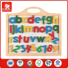 2015 OEM design children learning toys colorful magnetic alphabet for educational English alphabet learning toy