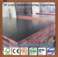 linyi pvc coated plastic plywood for construction,pvc plywood sheet