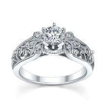 Customized promotional york engagement ring