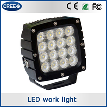Wholesale Factory Direct 3x5 Inch Led Work Lights 80w Led Work Light For Offroad