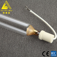 hot sale made in china USA GE quartz CE certificate high energy 1.5kw uv lamp for paper printing