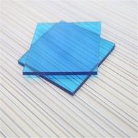2014 die cut black color PC sheet plastic sheet