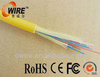 24 core fiber optic breakout cable