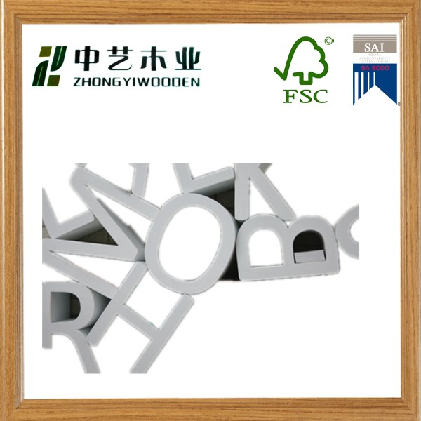 Bamboo Alphabet Letters To Print And Cut Out