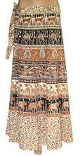 mujeres indígenas algodón envolver alrededor de las faldas falda envolvente 2014