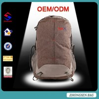 Rain cover military light weight polyester sport backpack,hiking backpack,35L nylon rucksack bag