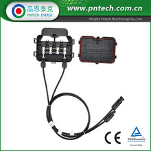2.5 mm2, 4.0 mm2, 6.0 mm2 Solar Junction Box With Mc4 Connector