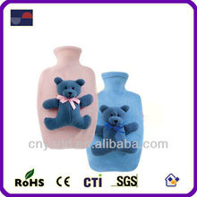 Hot Water Bag Teddy Bear / Hot Water Bottle Cover