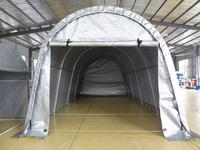 SS-1020R outdoor metal structure car canopy