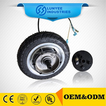 9 pollici brushless e gearless dc motore elettrico del mozzo per veicolo a due ruote