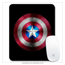 2015 the most wonderful eco-friendly plastic Mouse Pad