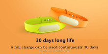 2015 waterproof and bluetooth smart watch heart rate monitor, smart bracelet health sleep monitoring