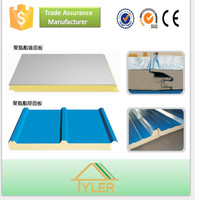 Thermal insulation polyurethane sandwich panel